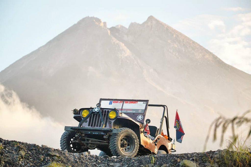lava tour jeep merapi
