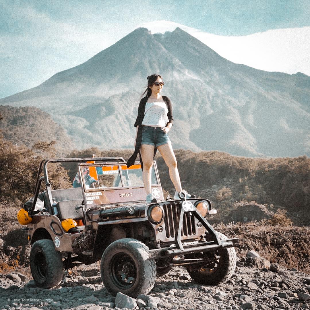 wisata merapi lava tour